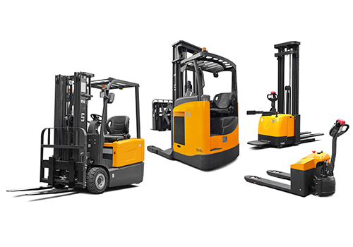 new-forklifts
